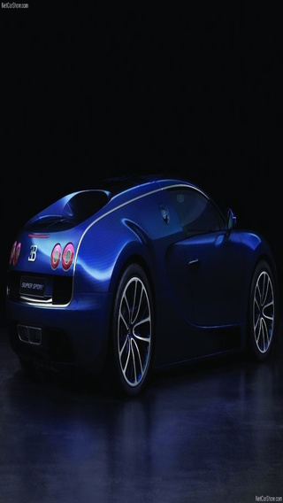 Bugatti Edition HD Wallpaper - For iPhone 6 and iPhone 6+