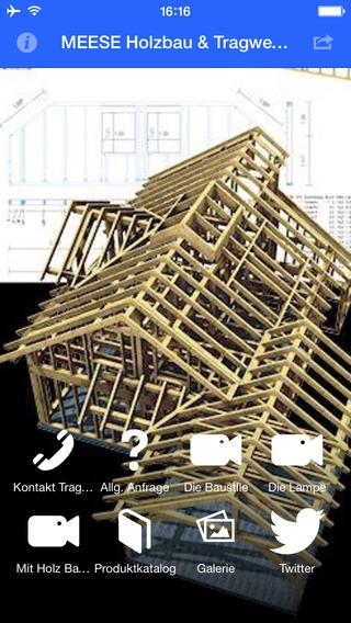 MEESE Holzbau Tragwerksplanung