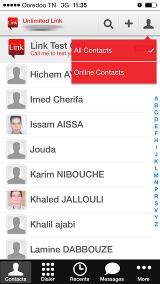 【免費社交App】Link - Appels & SMS illimités vers la Tunisie-APP點子