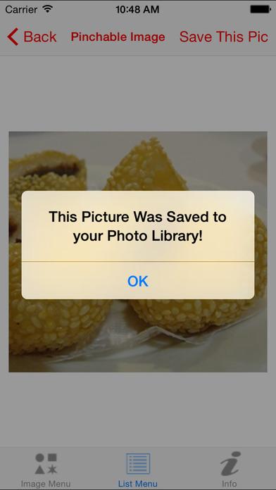 DimSumMenu - Dim Sum Menu Guide iPhone Screenshot 3