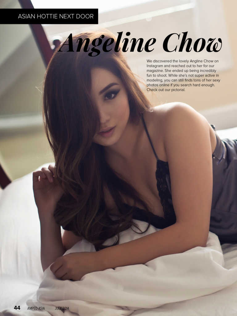 Asian hotties magazine