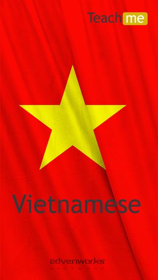 【免費教育App】Teach Me Vietnamese-APP點子