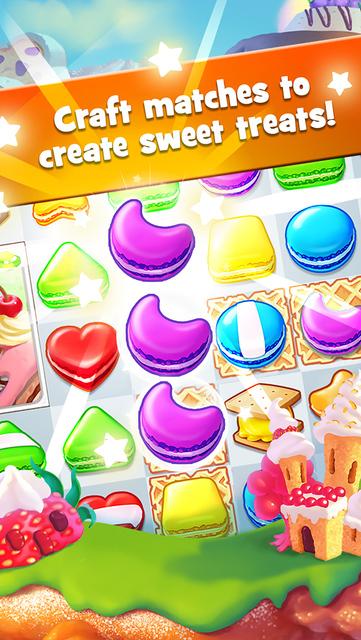 Cookie Jam iPhone Screenshot #2 screenshot
