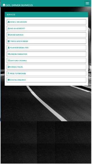 GCL - Driver Services