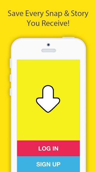 SnapSaver Free - Save all your snap chats and screenshot Safely on snapchat
