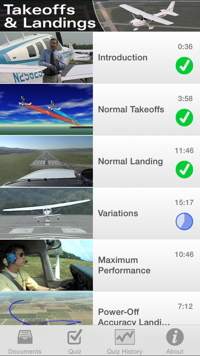Takeoffs And Landings iPhone Screenshot 1
