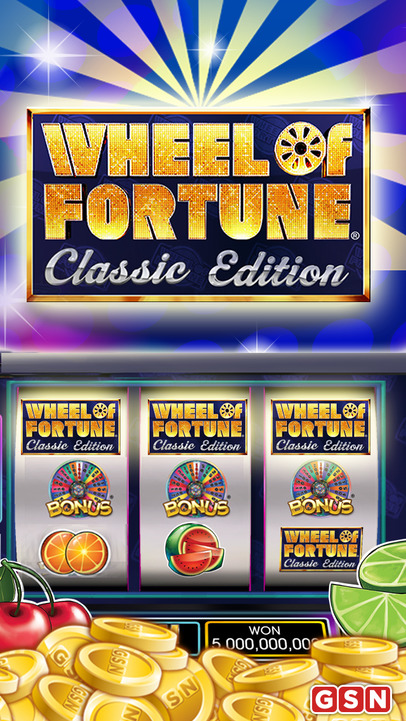 GSN Casino – Wheel of Fortune Slots, Ghostbusters Slots, Deal or No Deal Slots, Diamond Royale High Roller Slots, Video Bingo, Video Poker and more! - iPhone Mobile Analytics and App Store Data