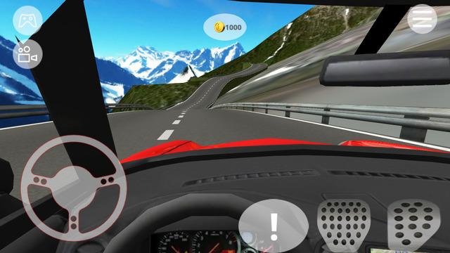 Real Drive Mountain