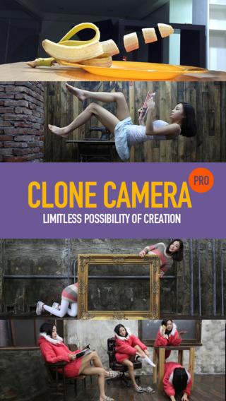 《另类拍摄 - 克隆相机 Clone Camera Pro [iPhone]》