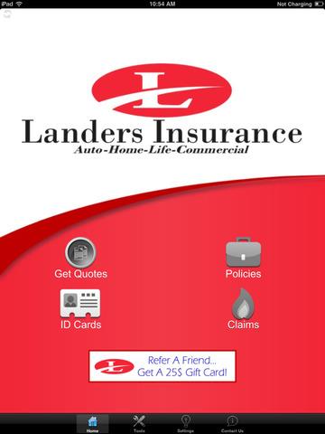 Landers Insurance HD