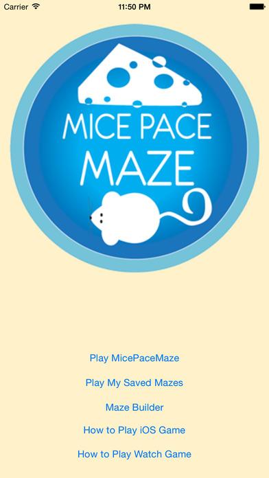 MicePaceMaze Squares iPhone Screenshot 5