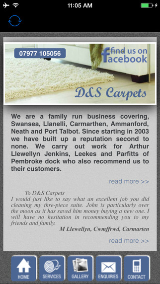 D and S Carpets