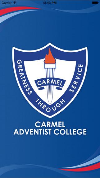 Carmel Adventist College - Skoolbag