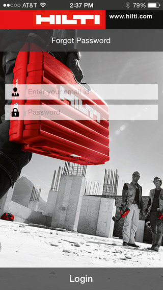 Hilti CFS-DM Firestop Documentation Manager