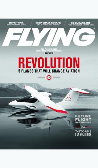 Flying Magazine Archive