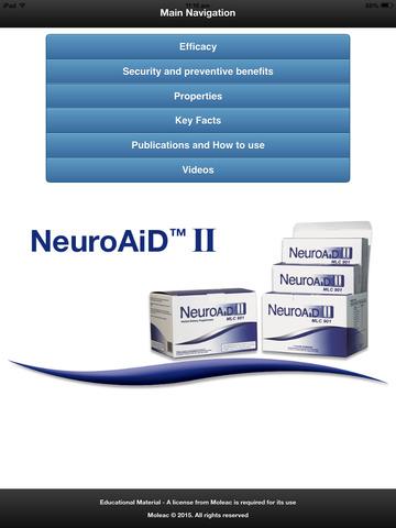 NeuroAiD™ II