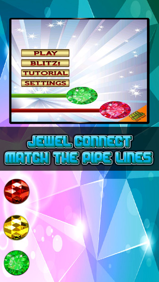 Jewel Connect: Match the Pipe Lines Pro