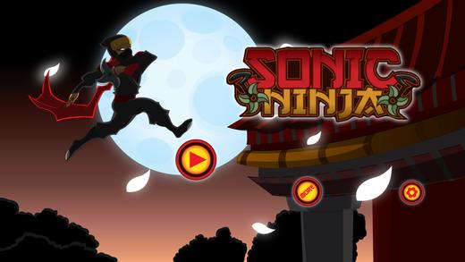 Sonic Ninja Pro