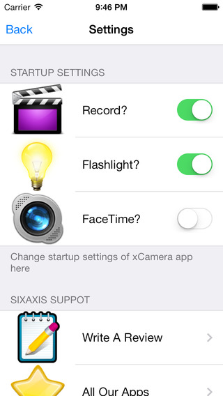 xCamera + One Touch On Screen Record HD