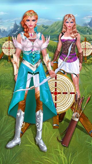 Warrior Princess: Fashion Doll Adventure Game