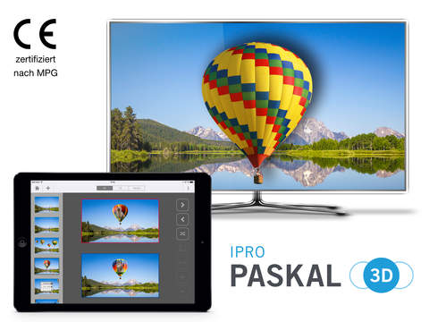 PASKAL 3D Experience-Refraction