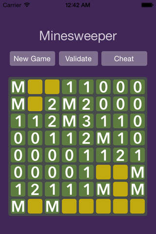 Minesweeper - Pocket Edition screenshot 2