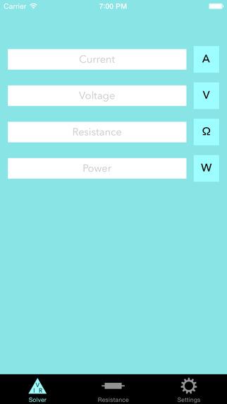 Ohmulator — Ohm's Law Calculator