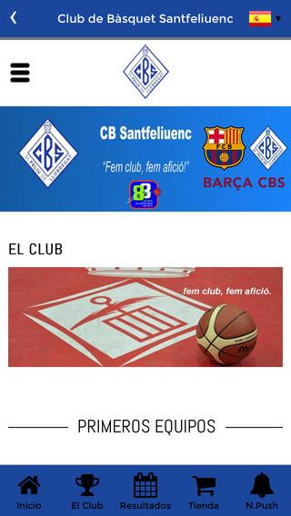 Club Bàsquet Santfeliuenc