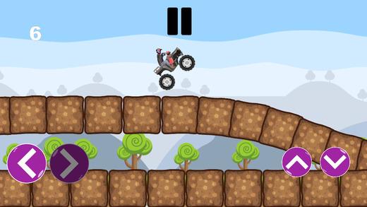 Quad Bike Race Stunts