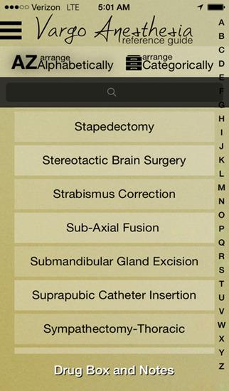 Anesthesia Case Tips