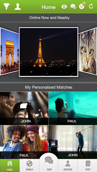 Fliqpic Dating - Live Video Chat Text Meet Date in real-time