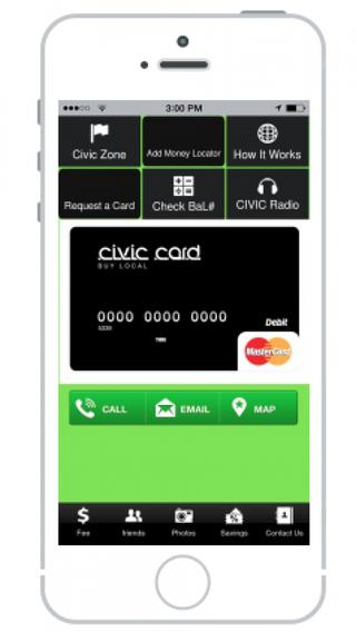 Civic Card