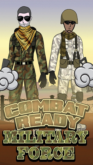 Combat Ready Military Force