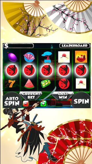 Slots In Samurai Dojo - FREE Las Vegas Casino Spin for Win