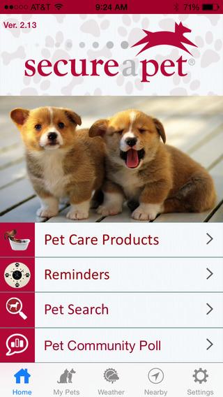 Secure a Pet®