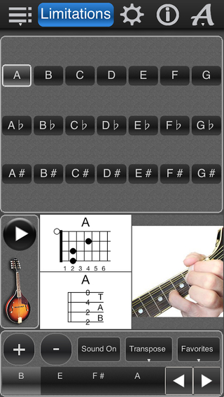 Mandolin Tuner on the App Store - iTunes - Everything you need to be entertained. - Apple