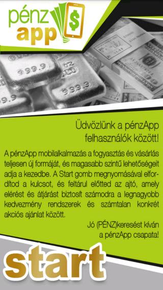 Pénz App