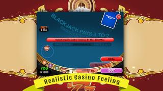 Super Jackpot Blackjack Party