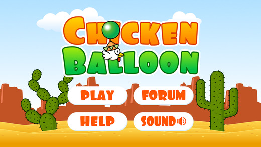 Chicken Balloon