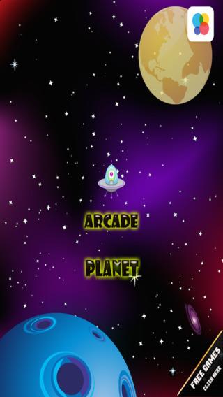 Galaxy Attack - Planet Rescue Mission