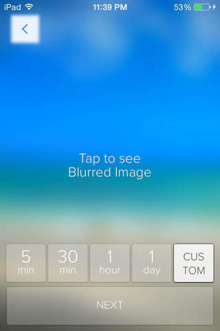 ebb - share your images without giving them away screenshot 3