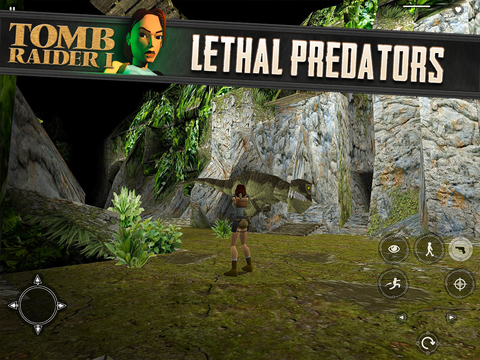 Tomb Raider I Screenshots
