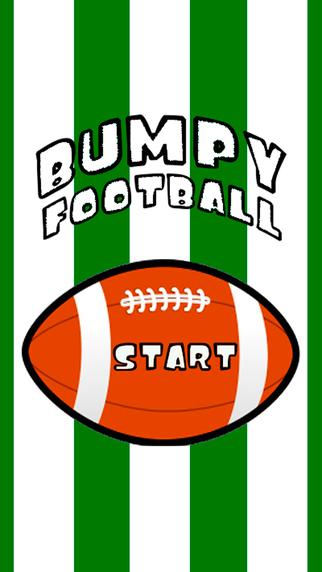 Bumpy Football