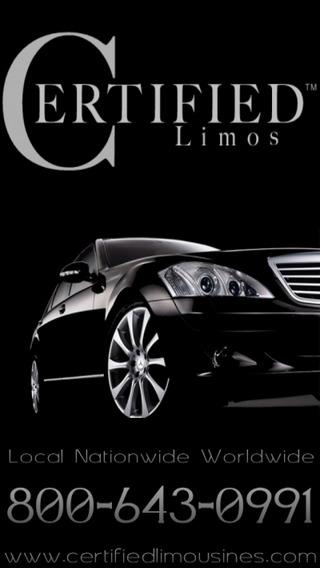Certified Limos