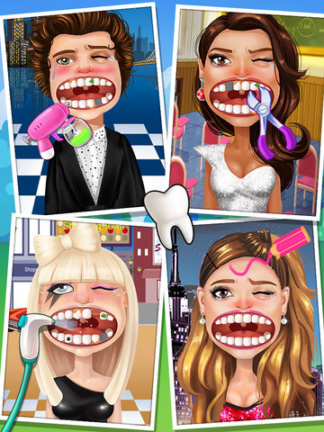 Celebrity Dentist screenshot