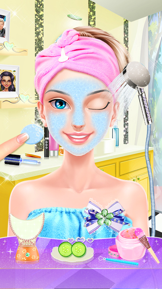 Glam Girls Makeover - Chic Beauty Salon SPA