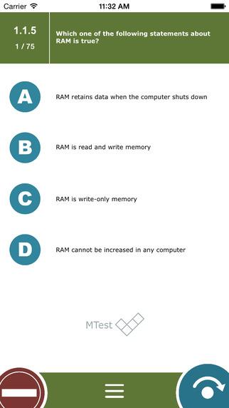 ECDL Module 1 Revision Questions