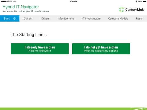 Hybrid IT Navigator