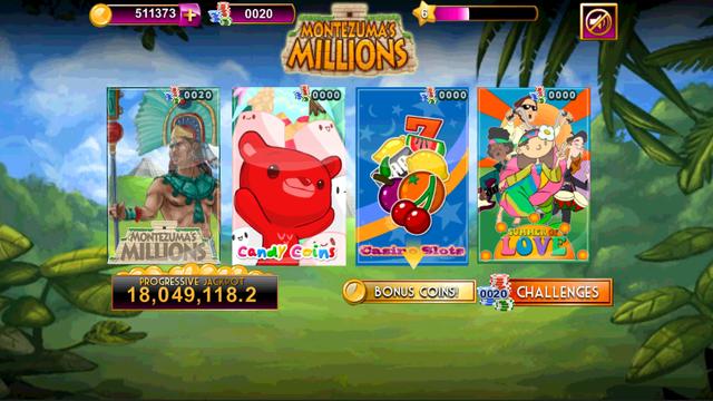 Montezuma's Millions