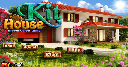 Kit House - Free Hidden Object Games